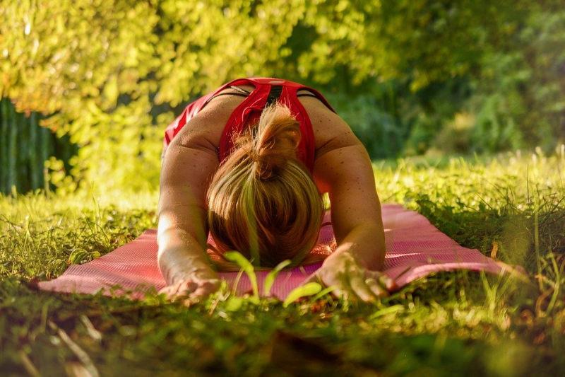 yoga dans la vie quotidienne