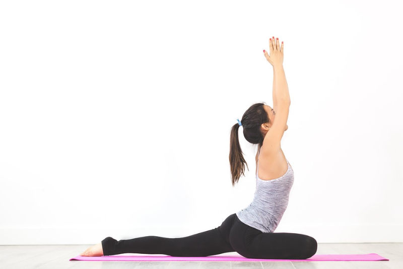 yoga fertilite