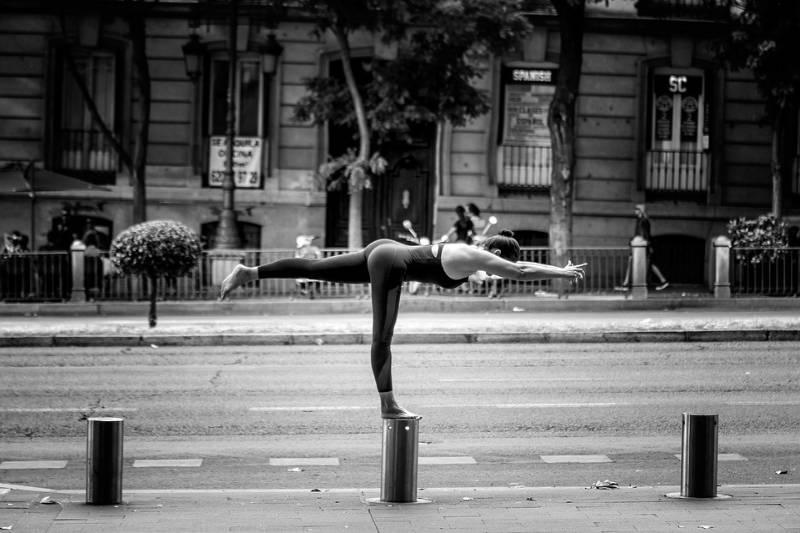 yoga pour maman active